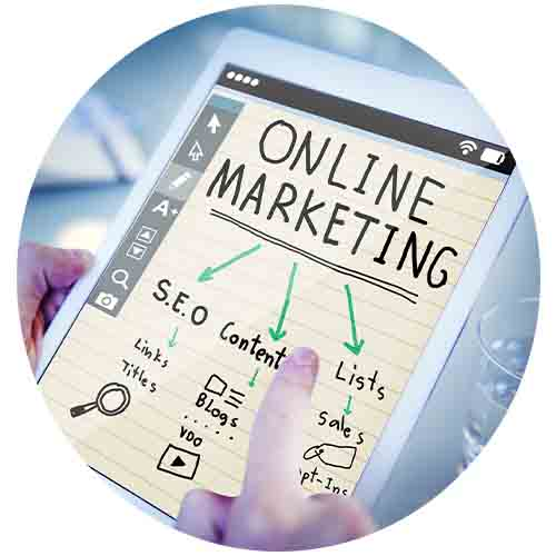 Online marketing - de Ridder Recreatie